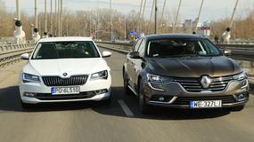 Renault Talisman kontra Skoda Superb - z ambicjami do klasy premium