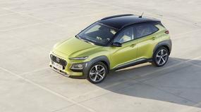 Hyundai Kona - nowy crossover w świetnej formie