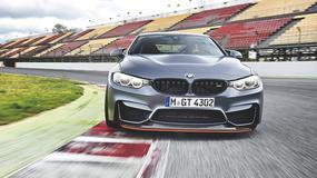 BMW M4 GTS - Mocarz wagi lekkiej