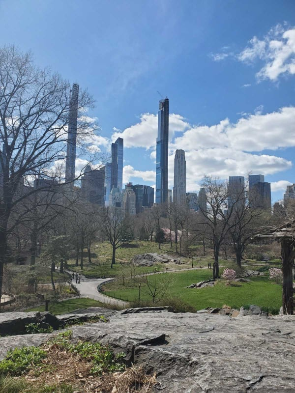 Central park kakav još nismo videli