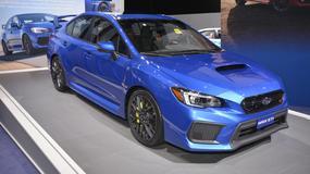 Subaru WRX STI 2017 – niezauważalne zmiany