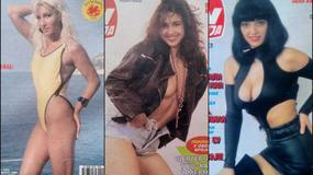 SEVALE GOLE GRUDI Naše zvezde devedesetih nisu oklevale da se razgolite na naslovnim stranama