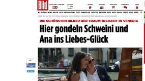 PRELEPI I SREĆNI Ovako su svetski mediji pisali o venčanju Ane Ivanović