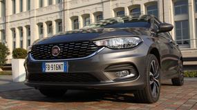 Fiat Tipo – krok w nowy segment (pierwsza jazda)