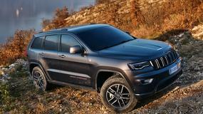 Jeep Grand Cherokee Trailhawk – Wrangler idzie w odstawkę