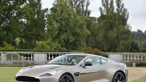 Jak jeździ Aston Martin Vanquish?
