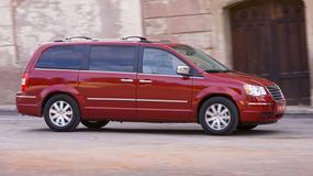 Używany Chrysler Grand Voyager - duży i niedrogi, ale czy trwały?