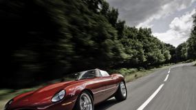 Jaguar E-Type Speedster - Nowoczesna legenda
