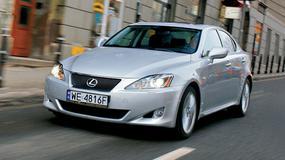 Lexus IS - solidne auto, poza wersją z dieslem