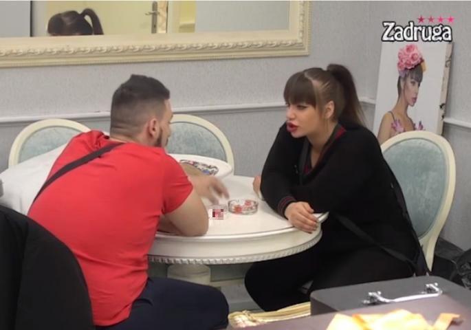 Zola UCENIO Miljanu Kulić TRUDNOĆOM: Par ponovo šokira...