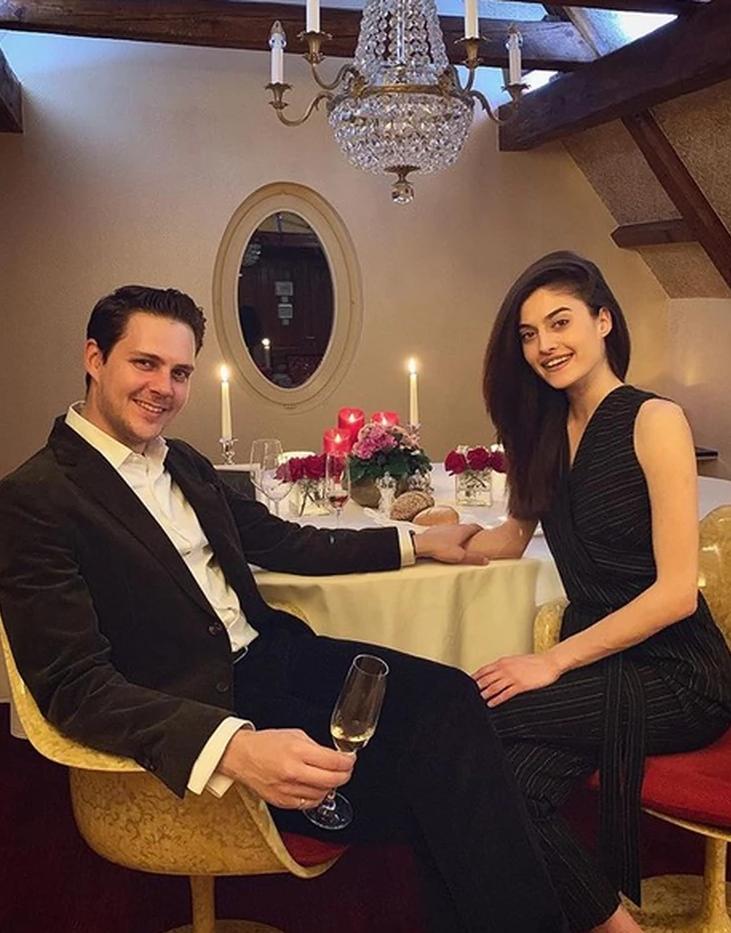 Miloš Biković i Barbara Tatalović