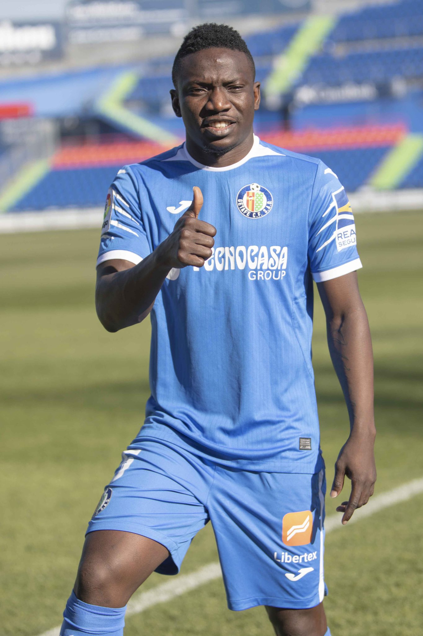 Oghenekaro Etebo joins Getafe to get career back on track [ARTICLE ...