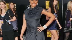 American Music Awards 2009: gwiazdy na czerwonym dywanie