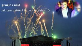 Pocztówka z Heineken Open'er Festival 2012: dzień drugi