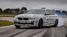 Nowe BMW M5 pojawi się jeszcze w tym roku