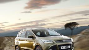 Nowy Ford Kuga: genewski debiut