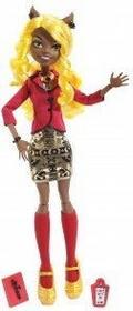 Mattel MONSTER HIGH - STRACH KAMERA AKCJA - CLAWDIA WOLF BLX21
