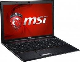 "MSI GP60 2PF-210XPL 15,6"", Core i7 2,4GHz, 8GB RAM, 1000GB HDD (GP60 2PF-210XPL)"