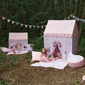 Win Green Mały namiot do zabawy domek SFC