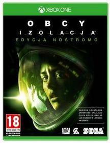 Obcy Izolacja: Edycja Nostromo Xbox One
