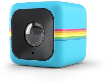 Polaroid Cube+ WiFi Niebieski SB3253