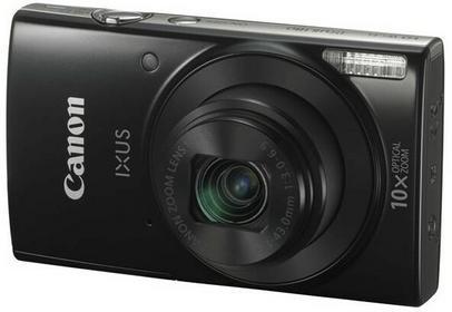 Canon Ixus 182 czarny