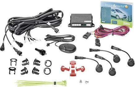 Valeo Czujniki parkowania BEEP & PARK 4 Miejsce montażu Front Sygnalizacja akustyczna Maksykalny zasięg sensora 160 cm