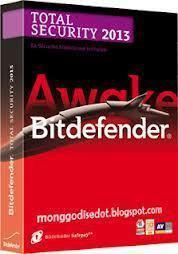 BitDefender Total Security 2013 (5 stan. / 1 rok) - Nowa licencja