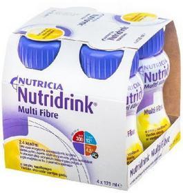N.V.Nutricia Nutridrink Multi Fibre wanilia 4x125 ml 8425531