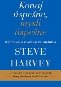 Steve Harvey Konaj úspešne, mysli úspešne Steve Harvey