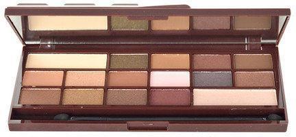 Makeup Revolution I Heart Chocolate 22g 16 kolorów