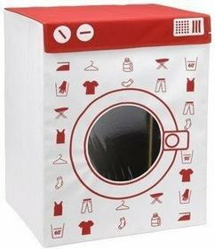Pojemnik na pranie WASHING MACHINE, 100 litrów, XL - biały1