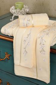Soft Cotton Bambusowy ręcznik kąpielowy RUYA 85x150cm Łososiowy 81280