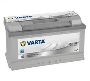 Varta Akumulator Silver dynamic Trio H3 100Ah Silver dynamic Trio 600402083