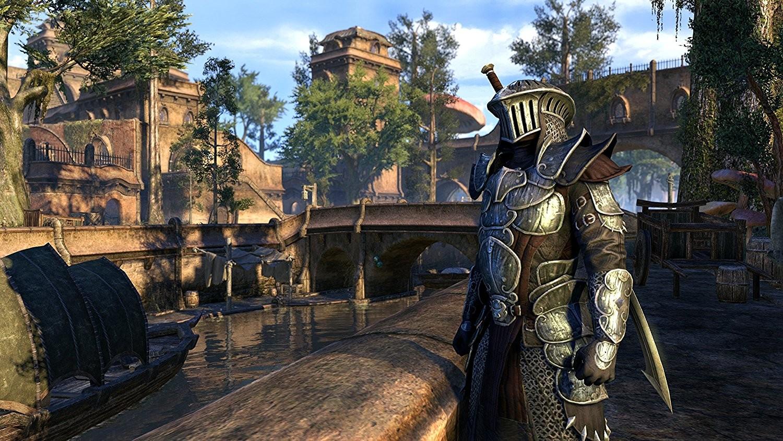 The Elder Scrolls Online: Morrowind (GRA PS4)