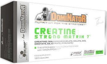 Olimp Dominator Creatine Strong Matrix 120 kaps