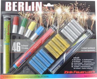 Race 15 mm Berlin 46 szt. (Z517)