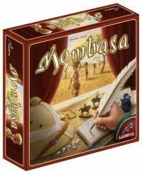 Lacerta Mombasa (edycja polska)
