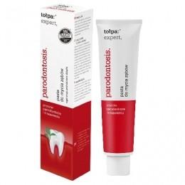 Tołpa Parodontis Pielęgnacja i higiena jamy ustnej Pasta do mycia zębów 75 ml