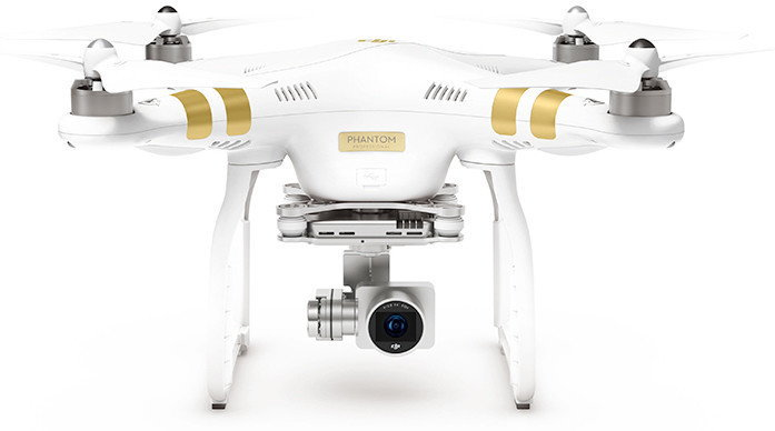 Opinie o DJI Phantom 3 Professional z kamerą