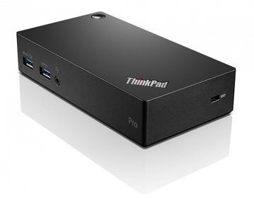 Lenovo ThinkPad USB 3.0 Pro Dock Black 40A70045EU