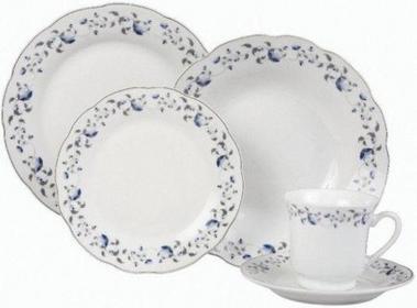 Domotti Porcelanowy komplet obiadowy 30el. IRYS