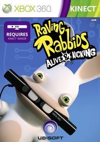 Raving Rabbids: Alive and Kicking Xbox 360
