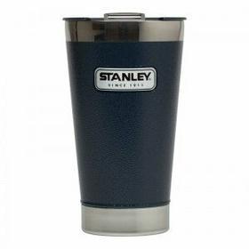 Stanley Kufel termiczny stalowy 0,47 l - - Classic - granatowy ST-10-01704-007
