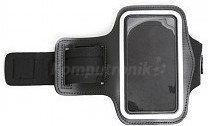 Platinet Uniwersalna opaska Sports Armband 5 czarna (POSB BLACK)