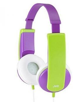 JVC HA-KD5-VE Fioletowo-zielone