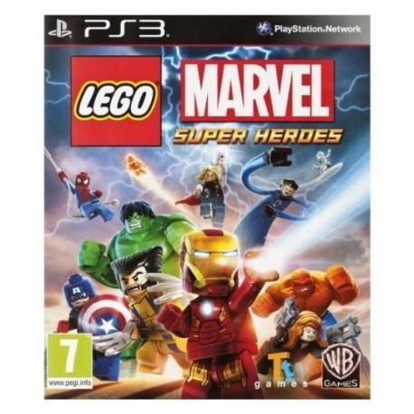 LEGO Marvel Super Heroes Essentials PS3