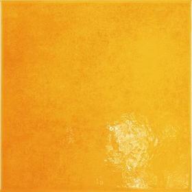 Tubądzin Majolika Płytka ścienna 20x20 Żółty 12 Poler