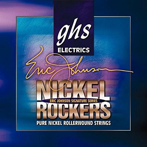 ghs Gitara elektryczna GHS boomers 011052rejm Eric Johnson  struny REJM