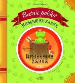 Liliana Bardijewska KRÓLEWNA ŻABKA BAŚNIE POLSKIE TW
